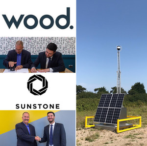Sunstone announce global collaboration agreement with Wood.