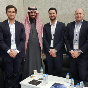 Sunstone attend Saudi IOT 2019