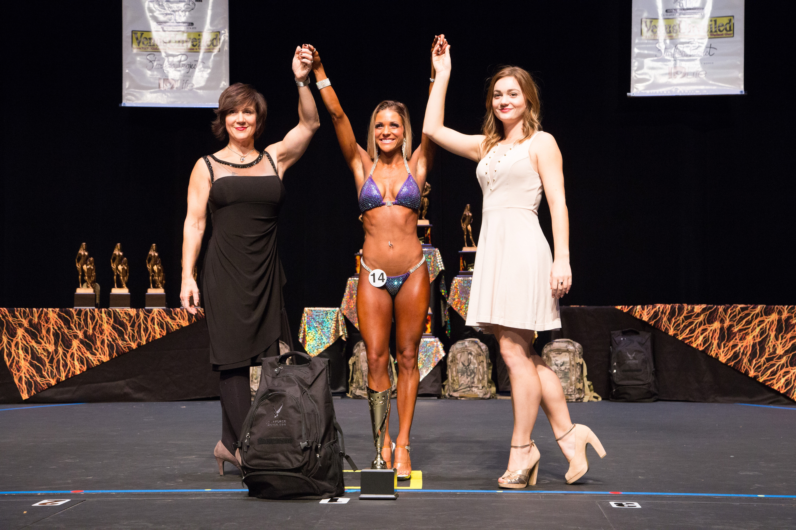 1st place overall novice