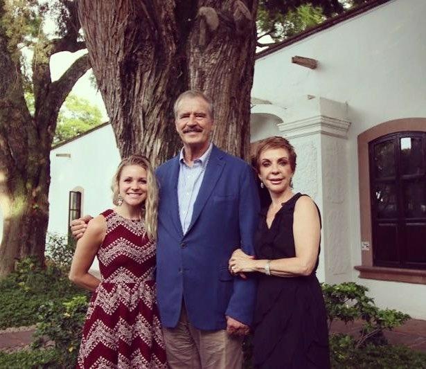 President Vicente Fox & Marta