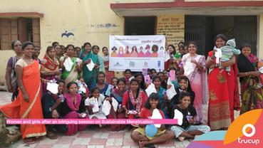 Session on Sustainable Menstruation