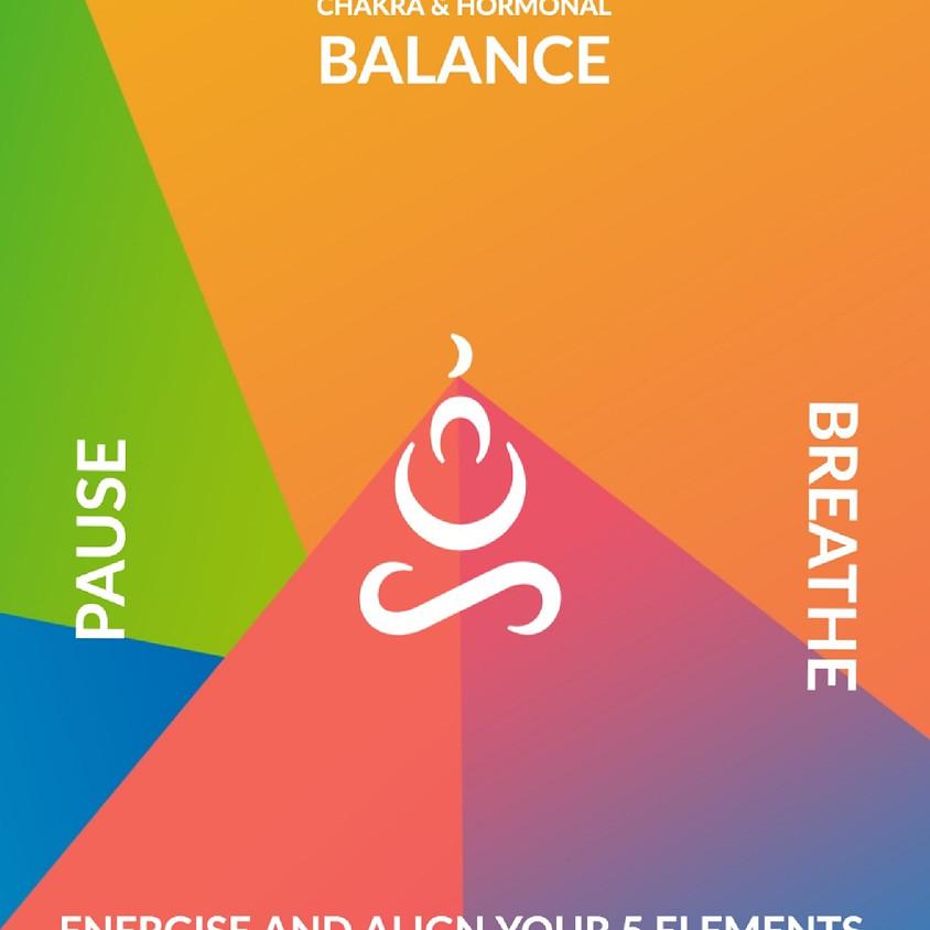Calming the Elemental Body