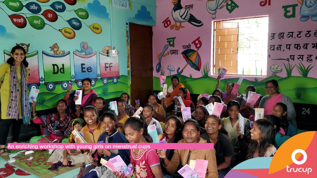 Workshop on Menstrual Cups