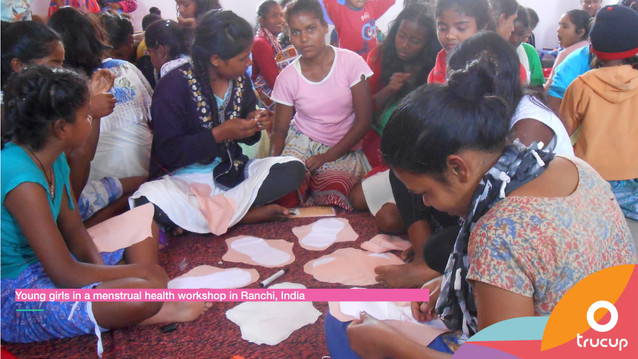 Menstrual Health Workshop for young girls