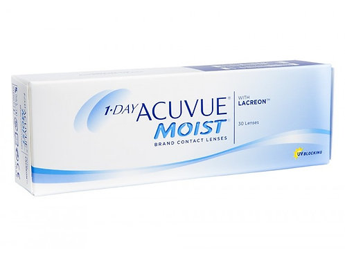 Acuvue Moist 1Day (Miopia) 30x