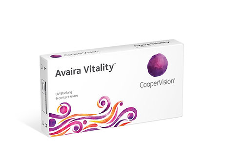 Avaira Vitality (Ipermetropia) 6x