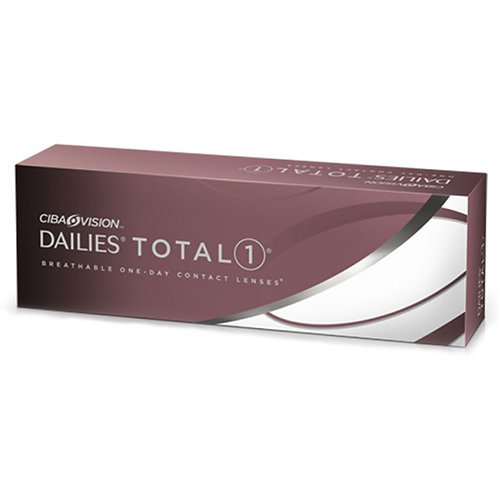Focus Dailies Total 1 (Miopia) 30X