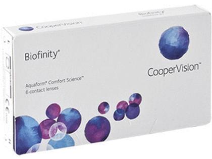 Biofinity (Miopia) 6x