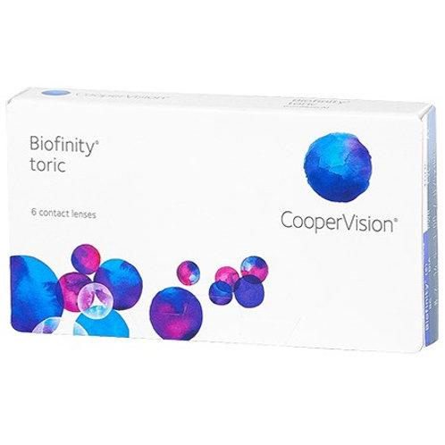 Biofinity Toric (Miopia) 6x