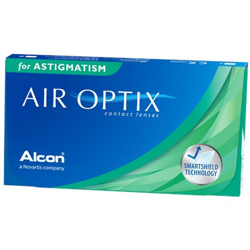 Air Optix for Astigmatism (Miopia) 6x