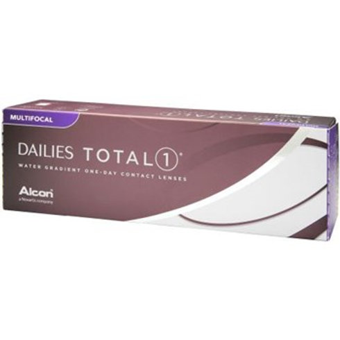 Focus Dailies Total 1 Multifocal (Miopia) 30X