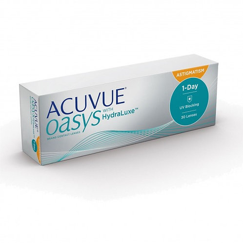 Acuvue Oasys For Astigmatism (Miopia) 30x
