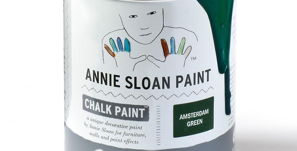 Amsterdam Green Chalk Paint