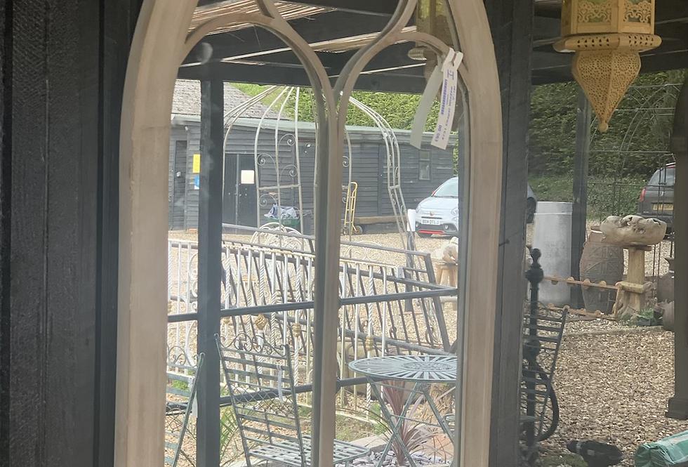 Chapel Window Mirror