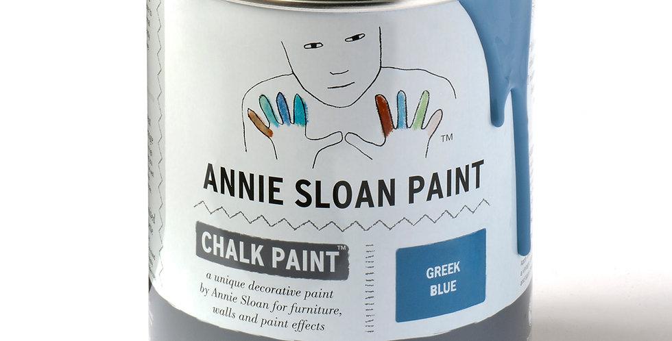 Greek Blue Chalk Paint
