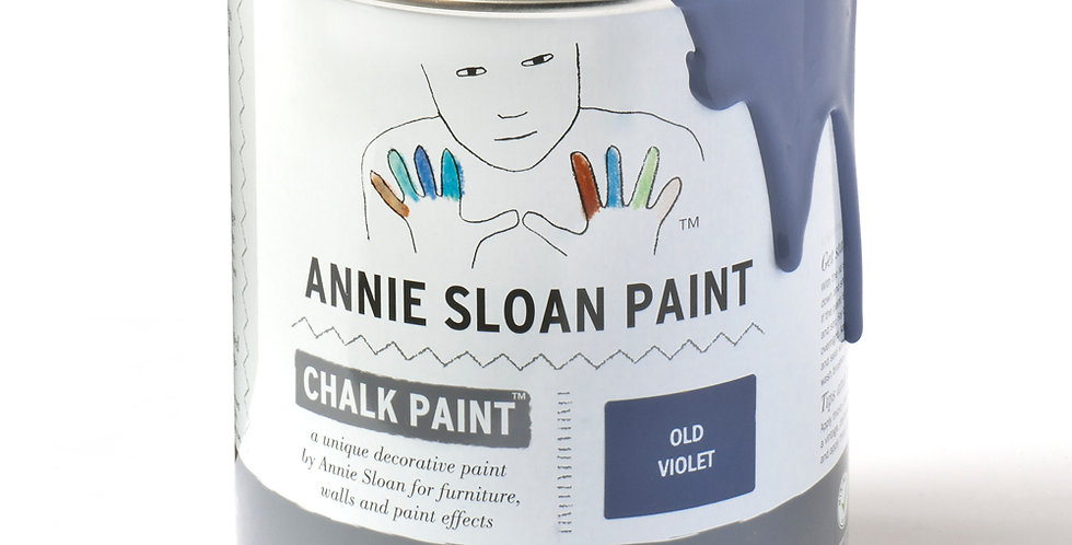 Old Violet Chalk Paint