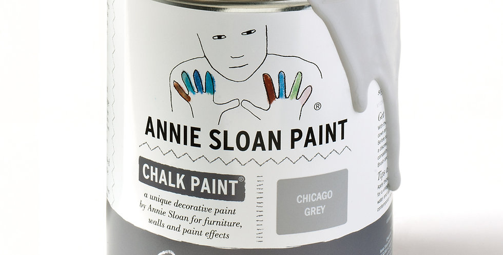 Chicago Grey Chalk Paint