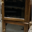 Thumbnail: Oak Louis V Glass Door Cabinet