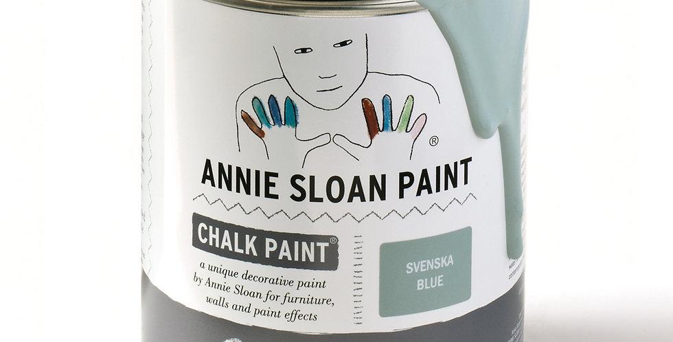 Svenska Blue Chalk Paint