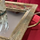 Thumbnail: Green And Gold Square Mirror Tray