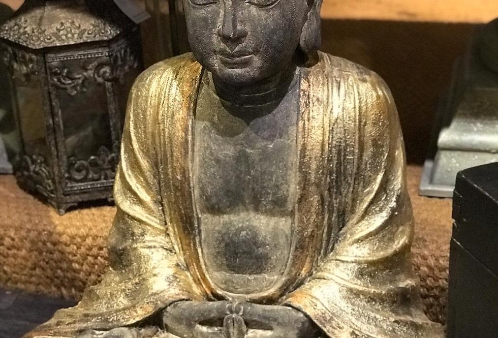 Lucky Sitting Buddha