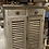 Thumbnail: Louvre Door and Drawer Small Cabinet