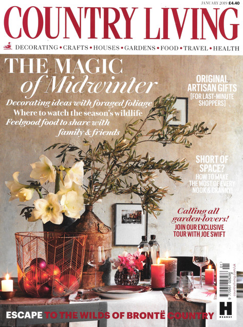 Country Living - January 2019