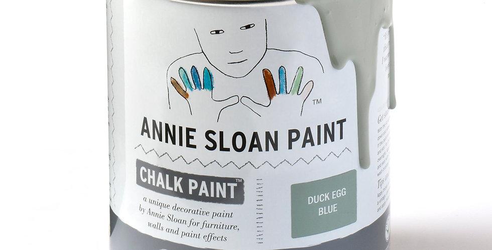 Duck Egg Blue Chalk Paint