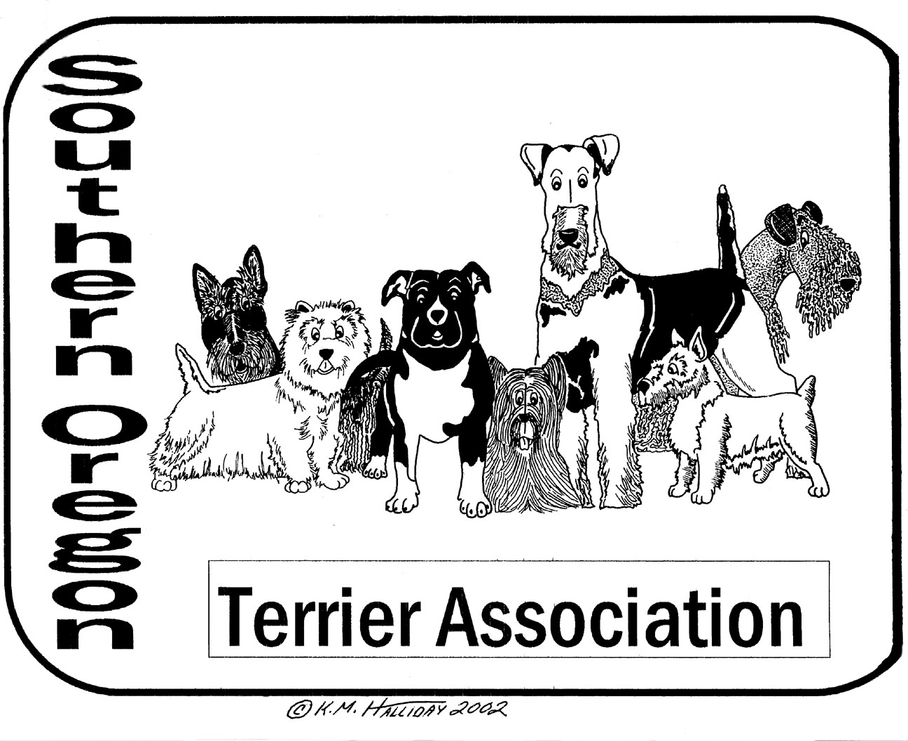 Southern Org Terr Assoc Drawing