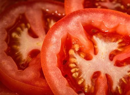 Lotion minute à la tomate