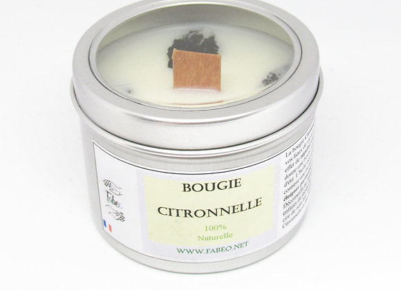 Bougie Citronnelle