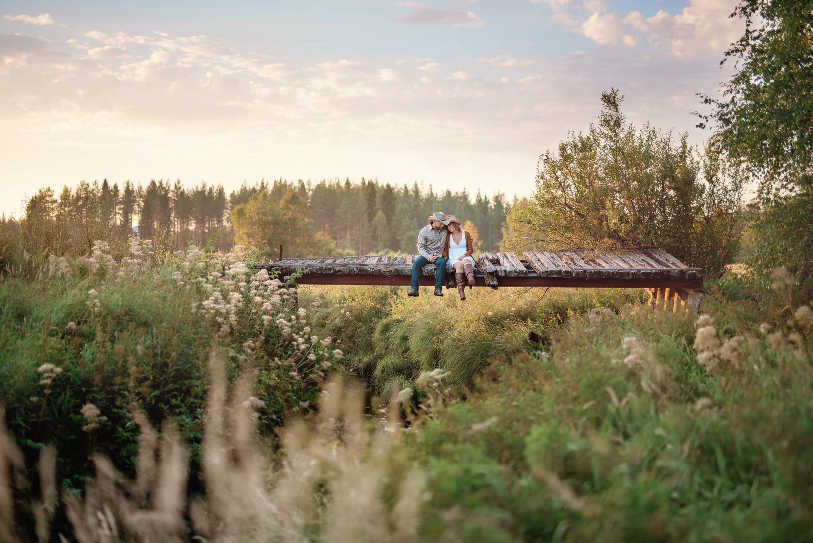 Country Wedding i Umeå