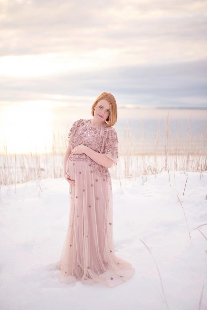 Magisk vinterfotografering