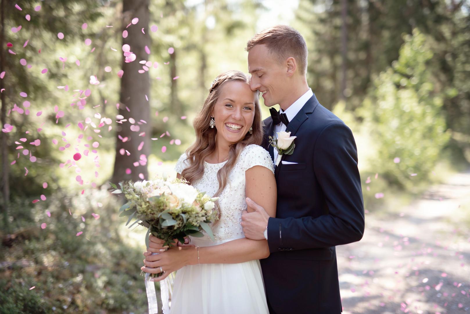 Bröllopsfotograf, Tavelsjö, Svedjans kapell