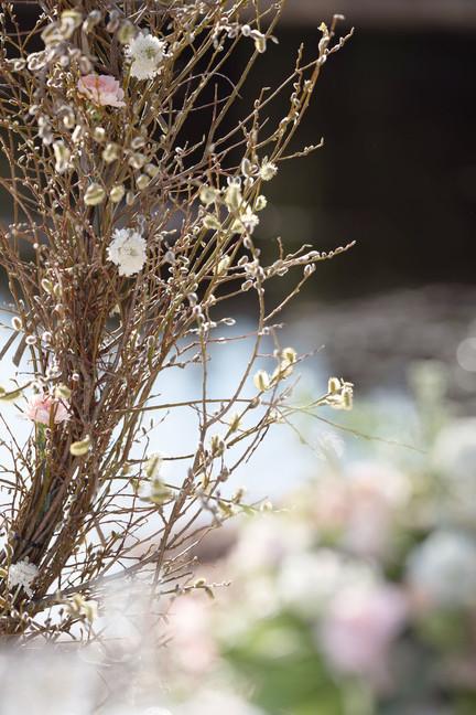 Blomsterbåge
