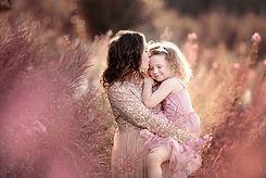 Gravidfotografering med syskon