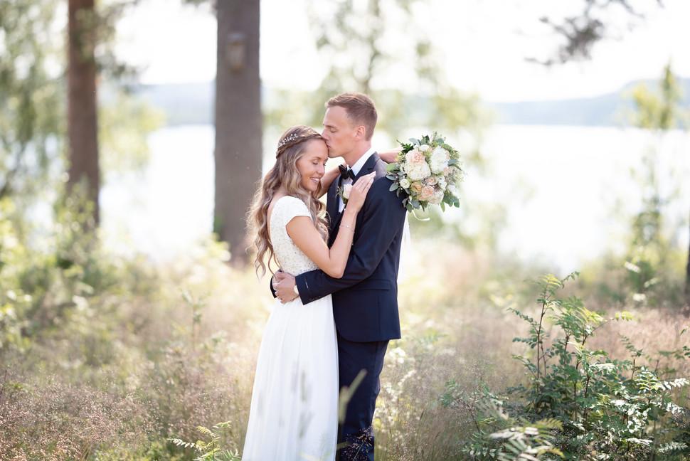 Bröllop i Svedjan, Tavelsjö