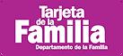 departamento-de-la-familia-tarjeta-logo-