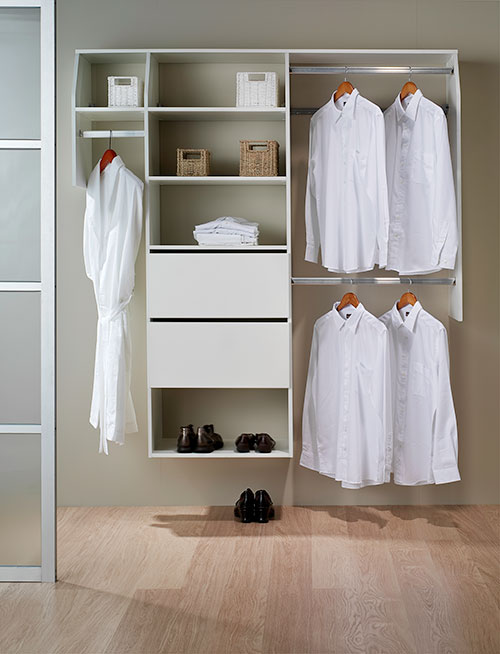 Closetpro-White-w-drawers-op
