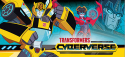 Transformers Cyberverse - Cartoon Network