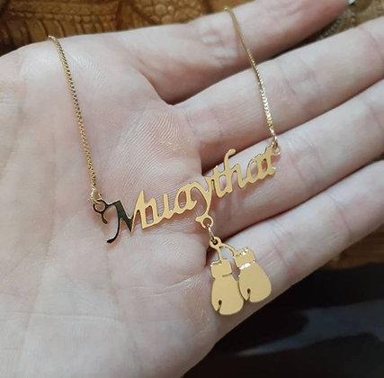 Colar Muay thai