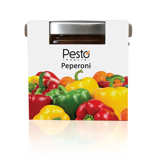 Pesto Peperoni