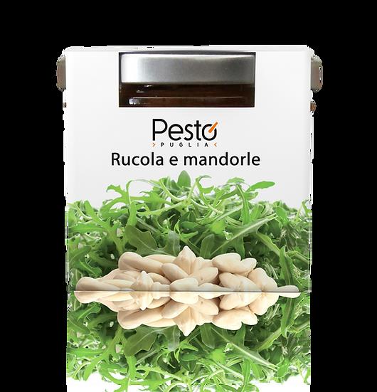Pesto Rucola e mandorle