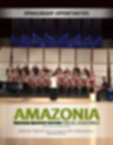 Amazonia Sponsor Package