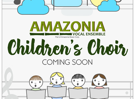Children's Choir coming soon!