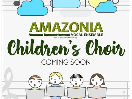 Children's Choir coming soon!