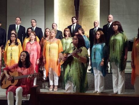 Amazonia's Concert at Corpus Christi Catholic Church