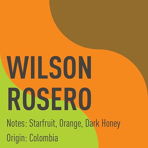 Colombia Wilson Rosero (notes: Starfruit, Orange, Dark Honey)