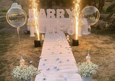 הפקת הצעת נישואין בצפת