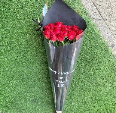 קונוס ורדים 3